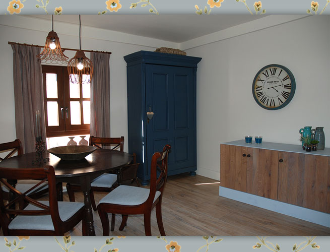 B&B VerdeSud Eijsden ZuidLimburg bed and breakfast appartement mei vakantie