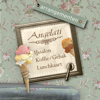 VerdeSud arrangement high tea bij Angelati