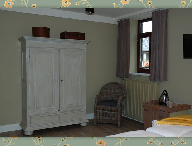 B&B VerdeSud bed and breakfast eijsden 2 persoons kamer april voorjaarsvakantie