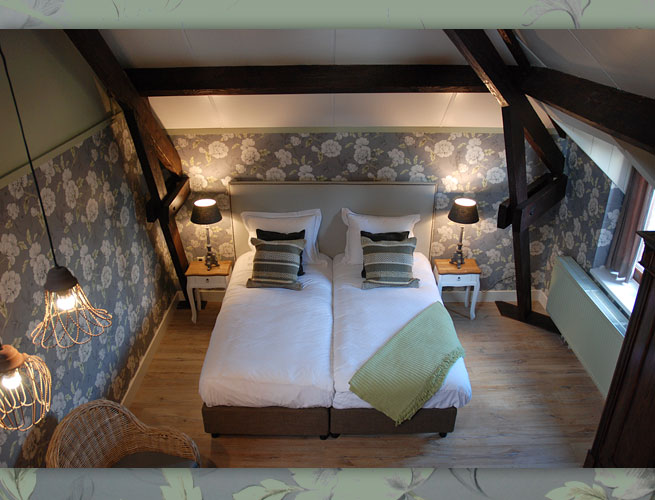 VerdeSud bed and breakfast eijsden vierpersoonskamer augustus weekend limburg