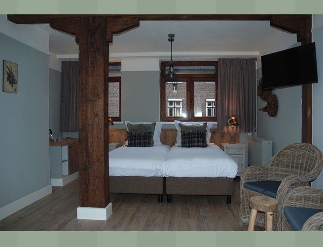 B&B VerdeSud bed and breakfast Eijsden 2 persoons kamer kamer februari romantisch weekendje weg