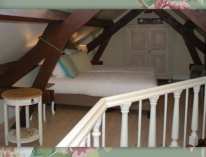 B&B VerdeSud bed and breakfast 4persoons kamer juli weekendje weg