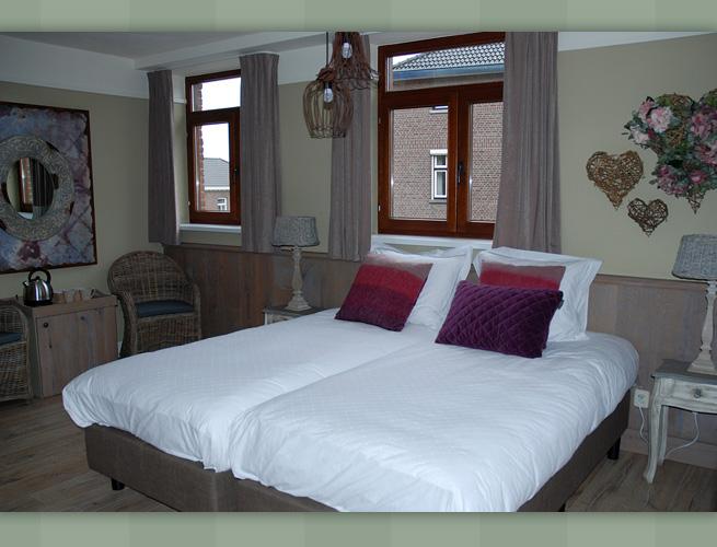 B&B VerdeSud bed and breakfast eijsden 2 persoons kamer maart voorjaarsvakantie romantisch weekendje weg