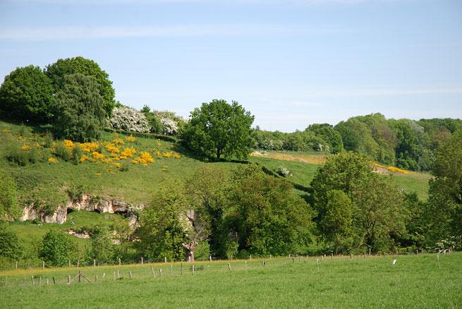 vakantie heuvellandschap zuidlimburg weekendje weg wandelen eijsden B&B VerdeSud