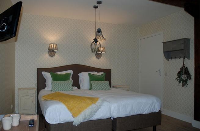 VerdeSud bed and breakfast eijsden 2 persoons kamer april voorjaarsvakantie