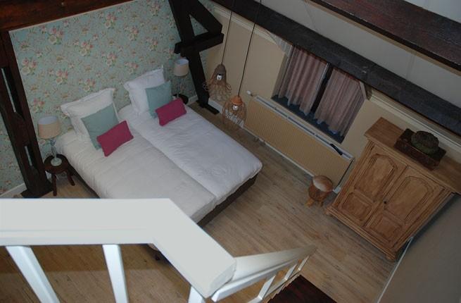 B&B VerdeSud bed and breakfast eijsden kamer augustus
