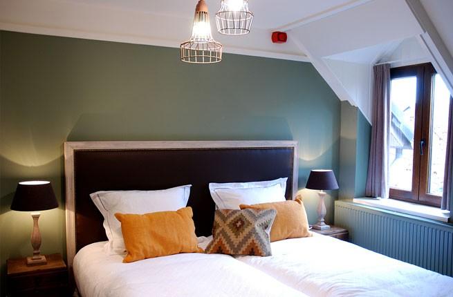 B&B VerdeSud bed and breakfast tweepersoons kamer september vakantie limburg