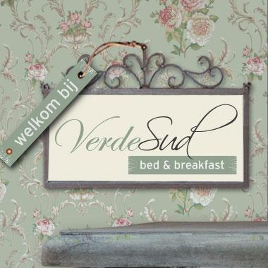 welkom bij bed and breakfast B&B VerdeSud