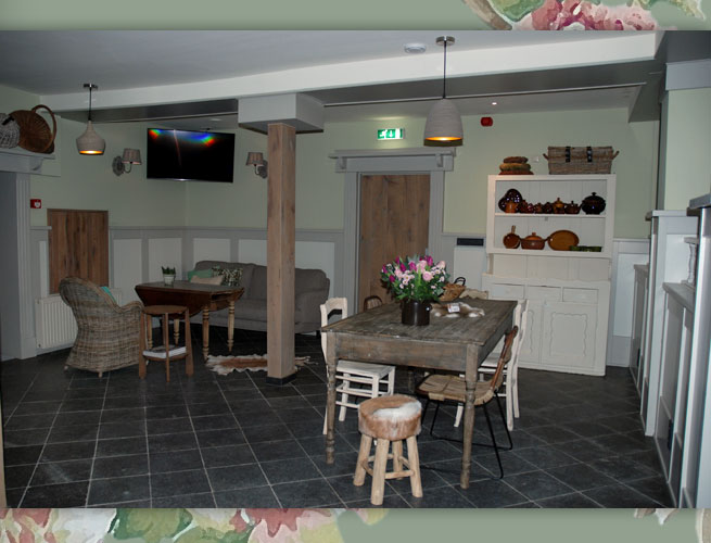 B&B VerdeSud bed and breakfast zuid limburg relaxen vakantieadres familietafel